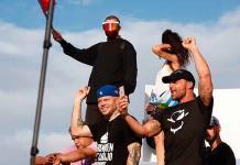 Ricky se une a protesta contra  gobernador de Puerto Rico