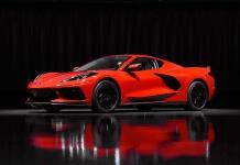 Corvette desplaza motor por primera vez para mejorar rendimiento