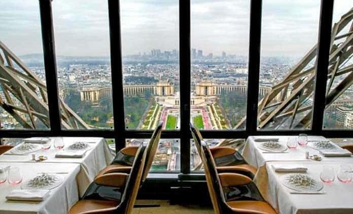El restaurante de la Torre Eiffel reabre sus puertas totalmente renovado