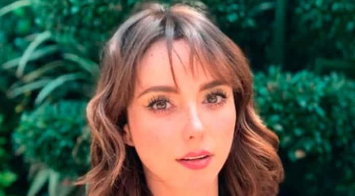 Natalia Téllez anuncia que está embarazada'>