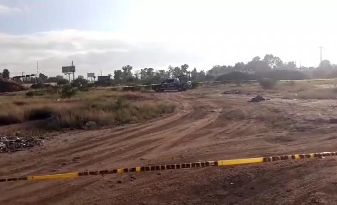 Localizan cadáver de un hombre en la colonia Industrial San Luis