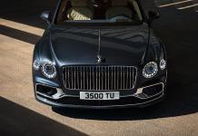 La tercera generación del Flying Spur de Bentley: un sedán deportivo y de lujo