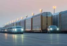 La pick up F150 eléctrica arrastra 567 toneladas (Video)
