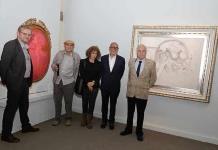Exhiben obras de artistas en el museo José Luis Cuevas