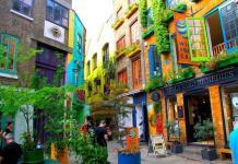 ESPECIAL: Rincones secretos en el Londres más turístico