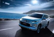 Mitsubishi renueva la Montero 2020