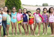 Alegría del verano en el Club Libanés Potosino