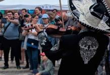 La Lucha Libre y los mariachis conquistan Londres durante la Fiesta de México