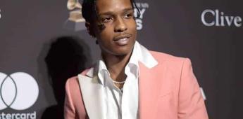 El rapero A$AP Rocky actuará en Estocolmo cuatro meses después de condena por agresión