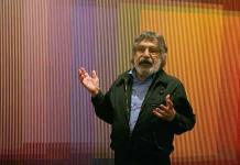 Muere Cruz-Diez, maestro vanguardista del arte cinético