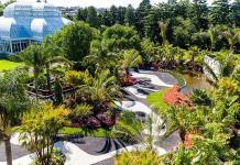 Jardín Botánico de Nueva York honra al paisajista brasileño Burle Marx