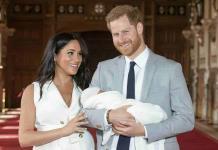 """Príncipe Enrique dice que él y Meghan tendrán """"máximo"""" 2 hijos"""