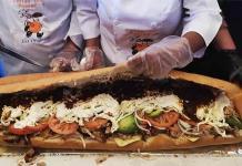 Con Récord Guinness inicia Feria de la Torta en la Venustiano Carranza