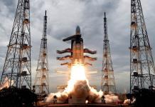 India eleva la órbita de Chandrayaan-2