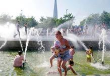 Ola de calor en Europa es azuzada por el cambio climático