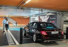 Cómo es el primer estacionamiento automático en el mundo (VIDEO)