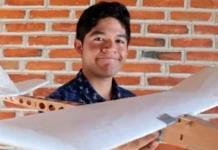 Jonathan Sánchez, otro estudiante mexicano elegido para ir a la NASA