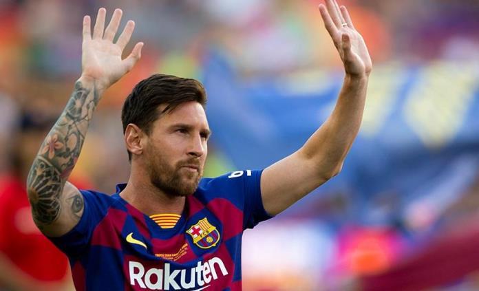 Messi dice que no quiere irse del Barça, pero que lo importante es tener un proyecto ganador