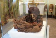 La momia de una niña inca vuelve a Bolivia tras más de un siglo en EE.UU.