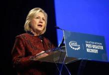 Hillary Clinton apoya juicio político a Trump