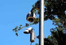 Ponen en operación 20 cámaras de vigilancia en distintos puntos de la capital