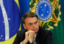 Greenpeace dice que insultos de Bolsonaro le suenan a elogio