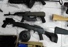Más de 1.6 millones de armas ilegales circulan en México, dice Sedena