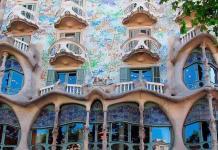La Casa Batlló de Gaudí, elegida como el mejor edificio modernista de España