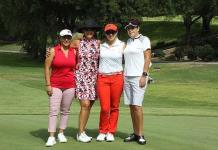 Torneo anual de golf en el Club Campestre