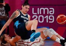 Argentinas, sin medallas en basquet tras pifia con camisetas