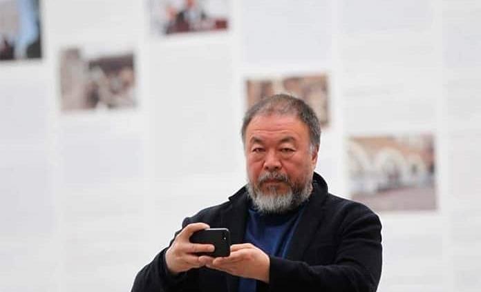 Ai Weiwei anuncia que se va de Alemania, donde reside exiliado desde 2015