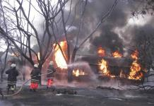 Aumentan a 85 los muertos por incendio de camión cisterna en Tanzania