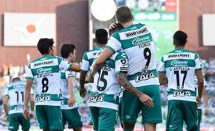 Sin presión en Santos por racha ganadora, saben que pueden mejorar