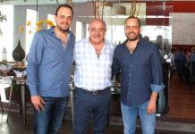 Juan Sarquis Dahda celebra feliz otro año de vida
