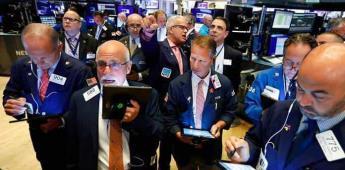 Wall Street cierra con baja; declinan firmas financieras