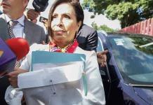 UIF alista nueva denuncia contra Robles por irregularidades en otros 105 contratos de Sedesol