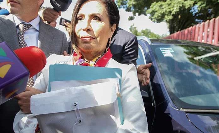 Juez vincula a proceso a Rosario Robles; va a Santa Martha Acatitla