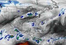 Prevén lluvias muy fuertes en 10 estados