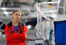 Merkel califica a Greta Thunberg de chica extraordinaria y ejemplo