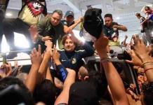 Guillermo Ochoa llegó a la Ciudad de México