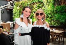 Natahlie Sarquis Ortuño celebró radiante su cumpleaños