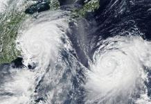 Japón se prepara para la llegada del tifón Krosa