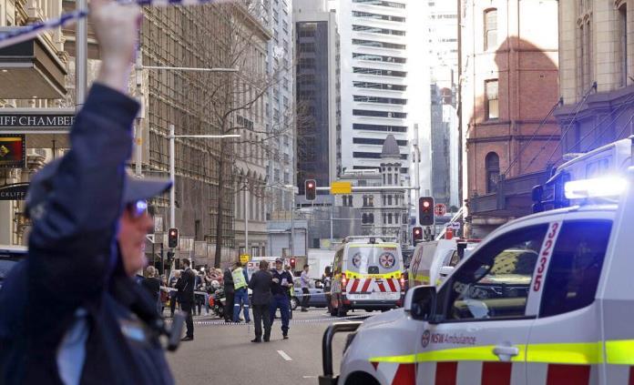 No nos lo pensamos dos veces, dice uno de los héroes del ataque en Sídney