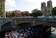 Gobierno francés alerta del riesgo persistente de hundimiento en Notre Dame