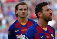Messi cuenta con Griezmann al ir por la esquiva Champions