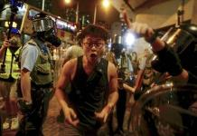 Human Rights Watch denuncia uso excesivo de fuerza en Hong Kong