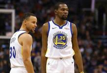 Curry acepta cambio en los Warriors y elogia a Durant