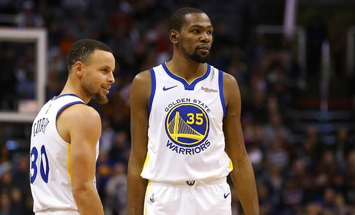 Curry acepta cambio en los Warriors y elogia a Durant