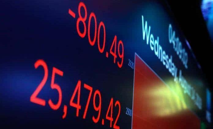 Wall Street cierra con fuertes pérdidas; el Dow Jones se desploma ante indicios de recesión