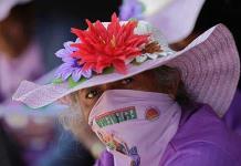 Trabajadoras rurales protestan en Brasil